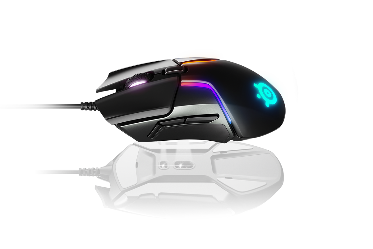Rival 600 Steel Series